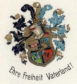Arms of Würzburger Burschenschaft Germania