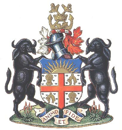 Arms (crest) of East London