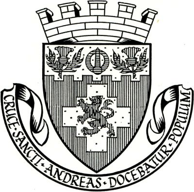 Arms (crest) of Newburgh