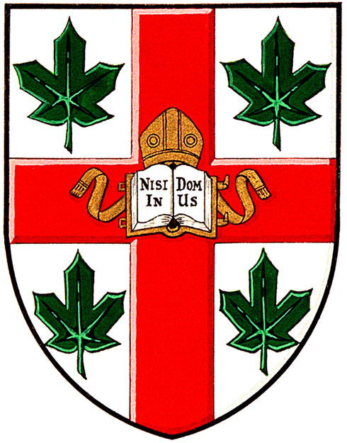Arms (crest) of Anglican Church of Canada