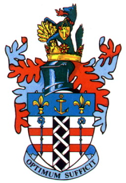 Arms (crest) of Ulverston
