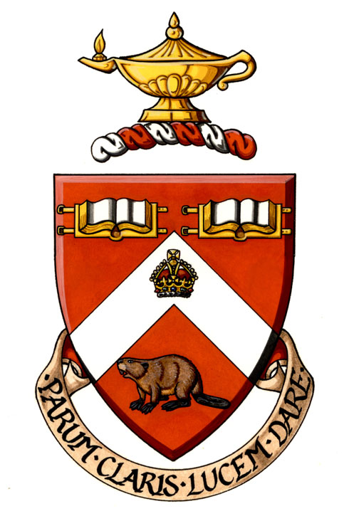 Arms of University College of Toronto