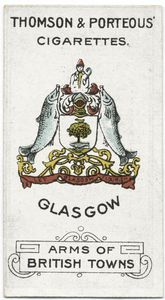 Arms (crest) of Glasgow