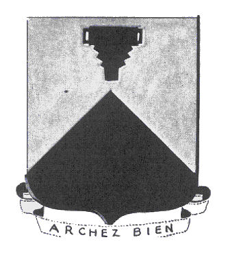 Coat of arms (crest) of the 3rd Reconnaissance Group, USAAF