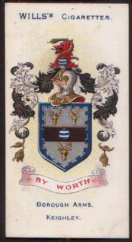 Arms (crest) of Keighley