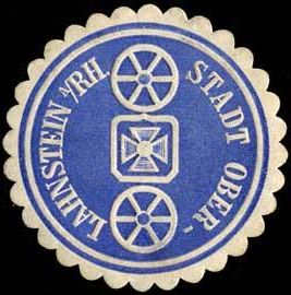 Seal of Oberlahnstein