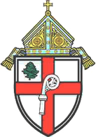 Arms of Diocese of the Northeast, ACA