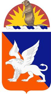 Arms of 641st Aviation Regiment, Oregon Army National Guard