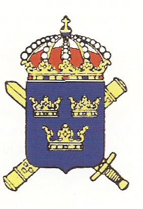 Coat of arms (crest) of the Ministry of Defence, Sweden