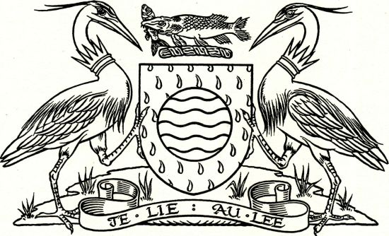 Arms of Lee Conservancy Catchment Board