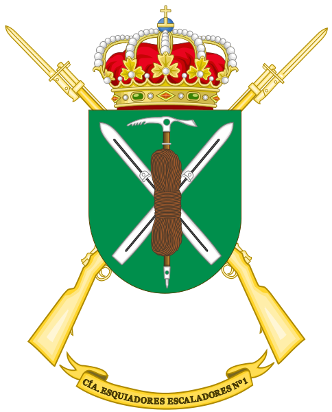 File:Skiing-Climbing Company 1-64, Spanish Army.png