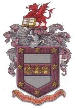 Arms of University of Wales