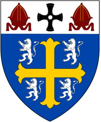Coat of arms (crest) of University College (Durham University)