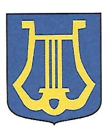 Coat of arms (crest) of the Navy Music Corps, Sweden