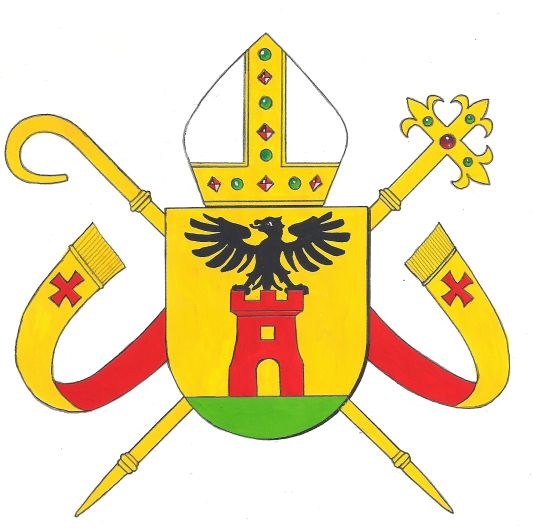 Arms (crest) of Diocese of Eisenstadt