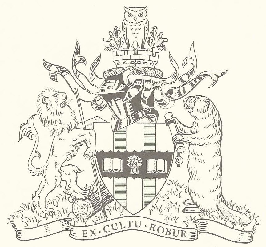 Coat of arms (crest) of University College of Estate Management