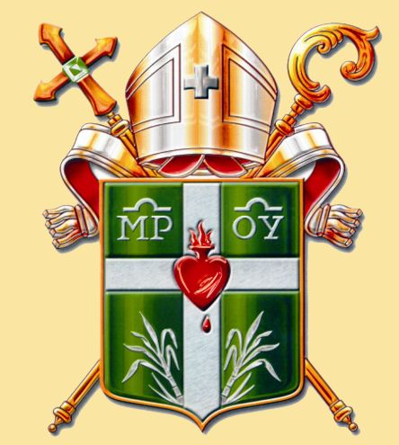 Arms (crest) of Diocese of Palmares