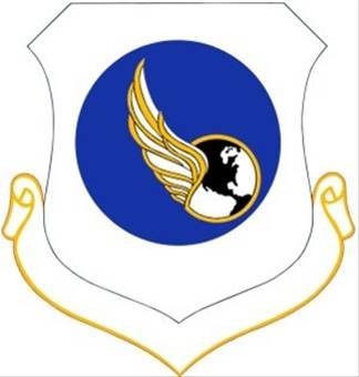 Coat of arms (crest) of the 314th Air Division, US Air Force