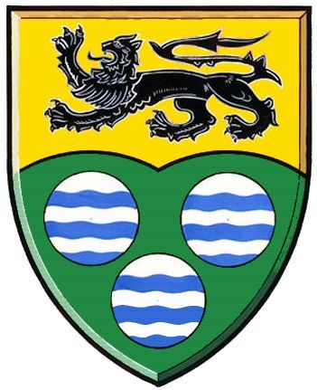 Arms (crest) of Leitrim (county)