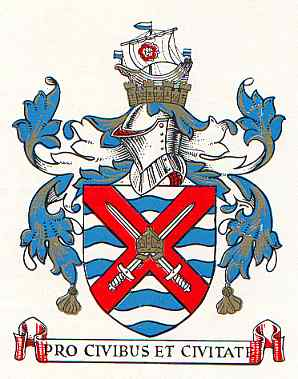 Arms (crest) of Fulham