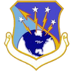 Coat of arms (crest) of the Minot Air Defence Sector, US Air Force