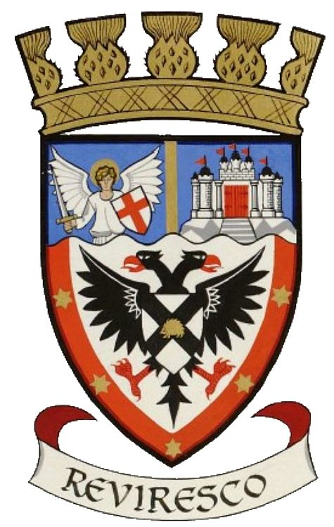Arms of Nithsdale