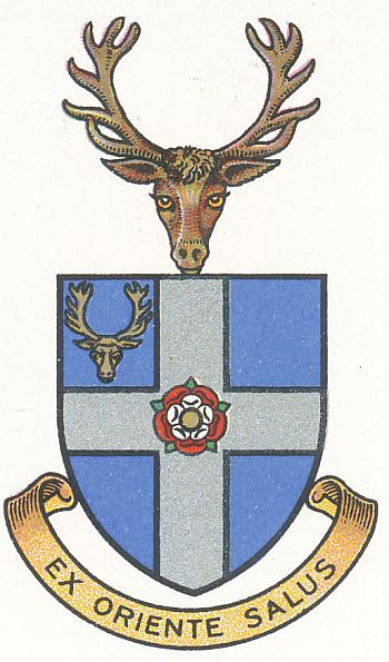 Arms (crest) of Eastbourne College