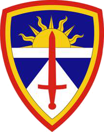 Arms of US Army Test and Evaluation Command