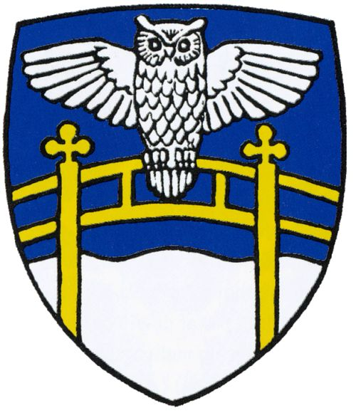 Arms (crest) of Egvad