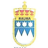 Coat of arms (crest) of the Minesweeper KNM Rauma (M352), Norwegian Navy