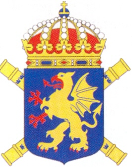 Coat of arms (crest) of the 14th Division, Swedish Army
