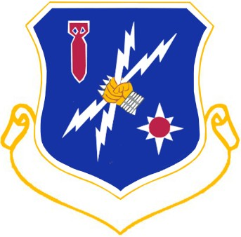 Coat of arms (crest) of the 36th Air Division, US Air Force