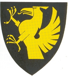 Coat of arms (crest) of the 15th Brigade, Norwegian Army