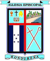 Arms (crest) of Diocese of Honduras
