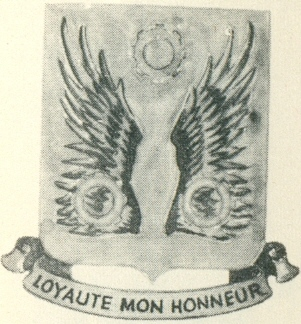 Coat of arms (crest) of the 309th Service Group, USAAF