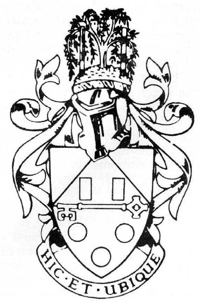 Arms of Chamberlain and Willows