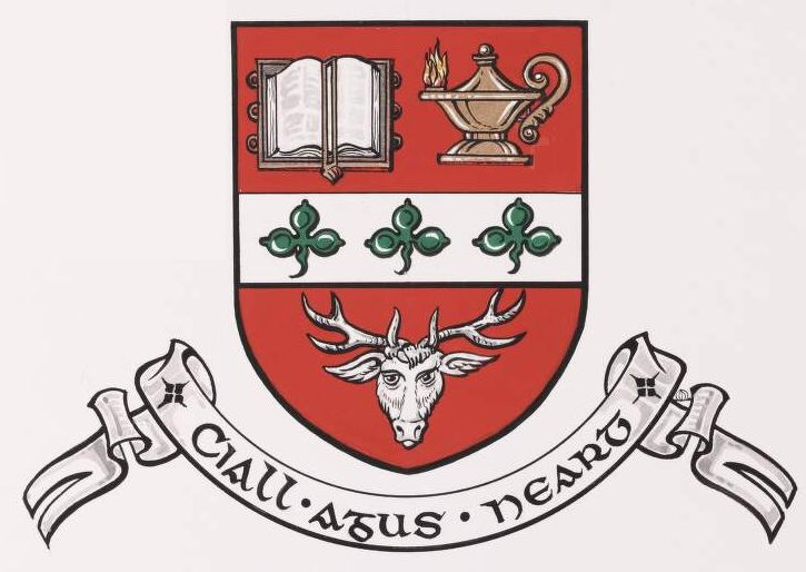 Arms of O'Connel School Past Pupils Union