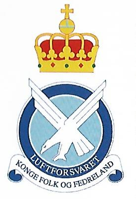 Coat of arms (crest) of the Norwegian Air Force