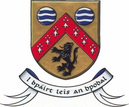 Arms (crest) of Laois (county)