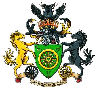 Arms of Worshipful Company of Hackney Carriage Drivers