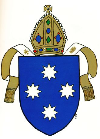 Arms (crest) of Diocese of Sydney