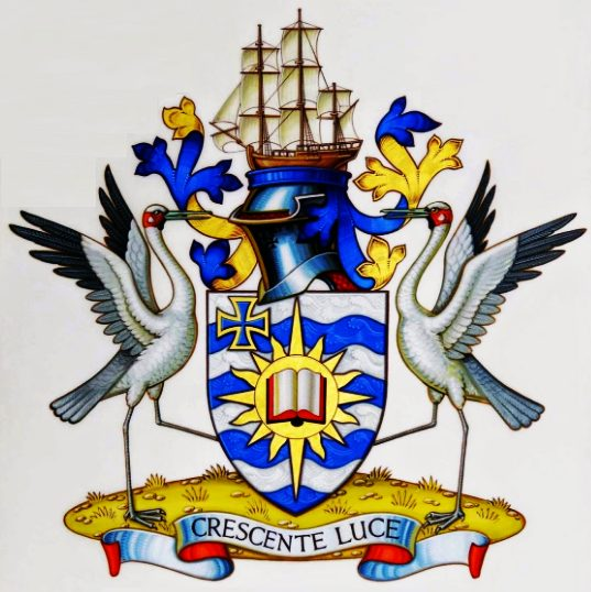 Arms (crest) of James Cook University