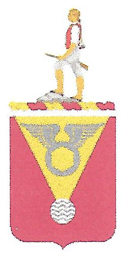 Arms of 302nd Maintenance Battalion, US Army