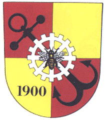 Arms of Plesná (Cheb)