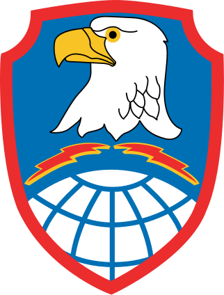 Arms of US Army Space and Missile Defense Command