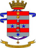 Coat of arms (crest) of the 22nd Infantry Regiment Cremona, Italian Army