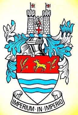 Arms (crest) of Wetherby