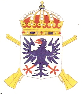 Coat of arms (crest) of the 2nd Infantry Regiment Värmland Regiment, Swedish Army