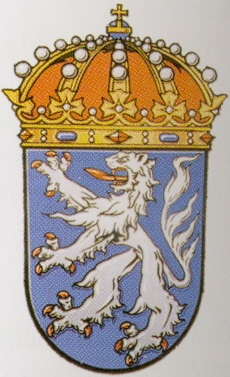 Coat of arms (crest) of the 14th Wing Halland Wing, Swedish Air Force