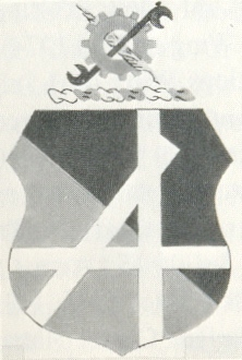 Coat of arms (crest) of the 1st Air Base Wing, US Air Force